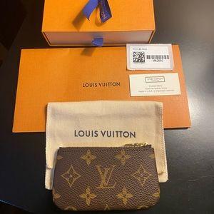 Louis Vuitton Key Pouch Monogram